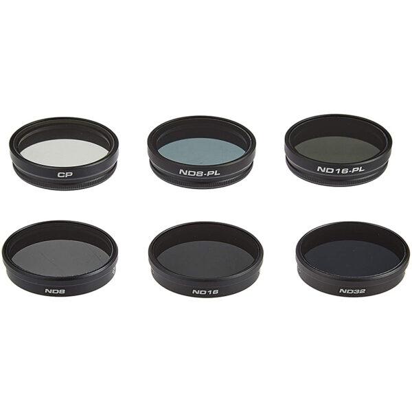 PolarPro Professional Filter 6-Pack for DJI Phantom 4