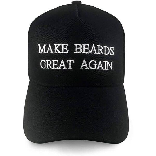 Beardaments Make Beards Great Again Baseball Cap