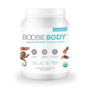 Boobie Body Organic Superfood Plant-Based Protein Shake