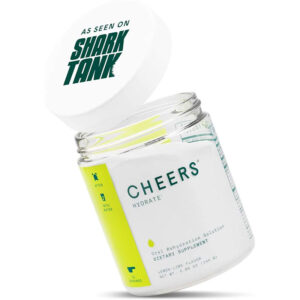 Cheers Hydrate ORS Electrolyte Powder