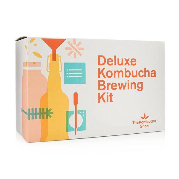 Deluxe Kombucha Brewing Kit
