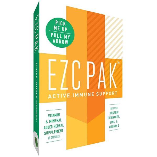 EZC Active Pak Immune System Booster
