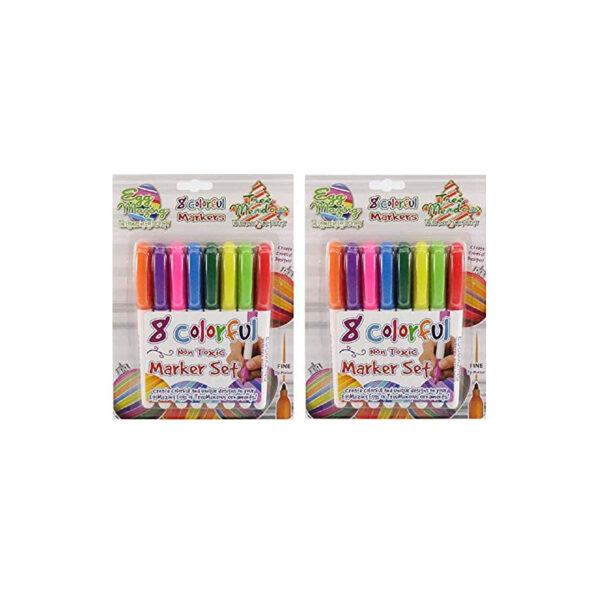 EggMazing Markers Twin Pack and Treemendous Decorating Kits