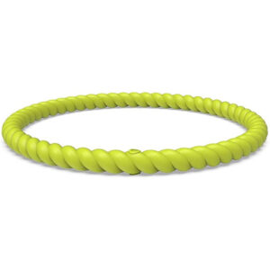 Enso Rings Braided Stackable Silicone Bracelet