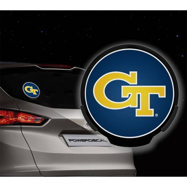 Georgia Tech Yellowjackets NCAA Power Decal