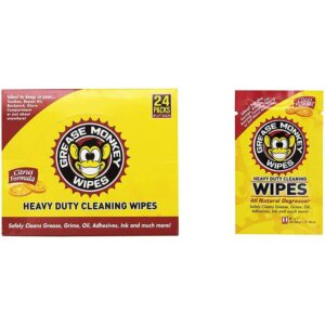 Grease Monkey Degreaser Wipes