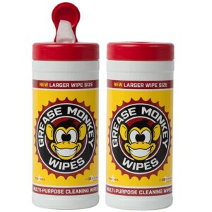 Grease Monkey Wipes Canister