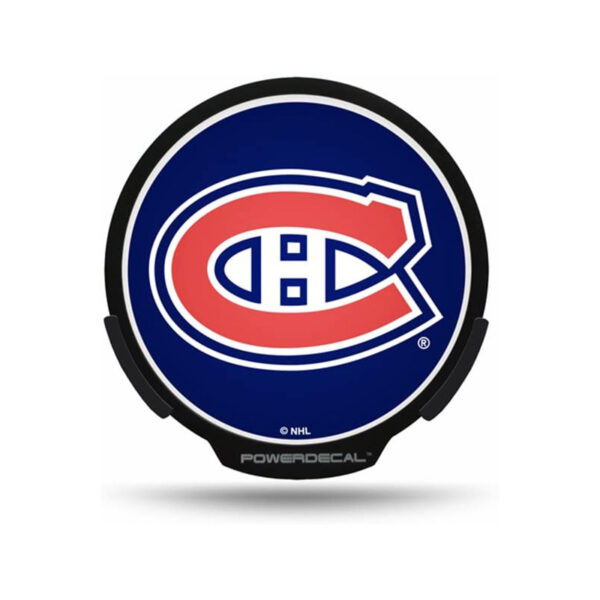 NHL Montreal Canadiens Rico Power Decals