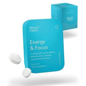 Neuro Mints Nootropic Energy Mints