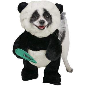 Pandaloon Panda Puppy Dog and Pet Costume Set