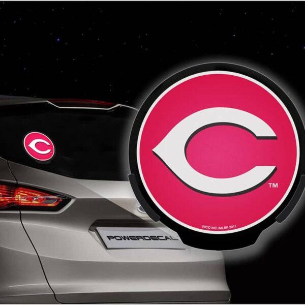 Rico Industries Cincinnati Reds MLB Power Decal