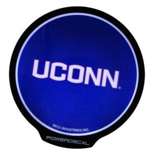 Rico NCAA Connecticut Huskies Power Decal
