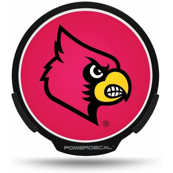 Rico NCAA Louisville Cardinals Power Decal
