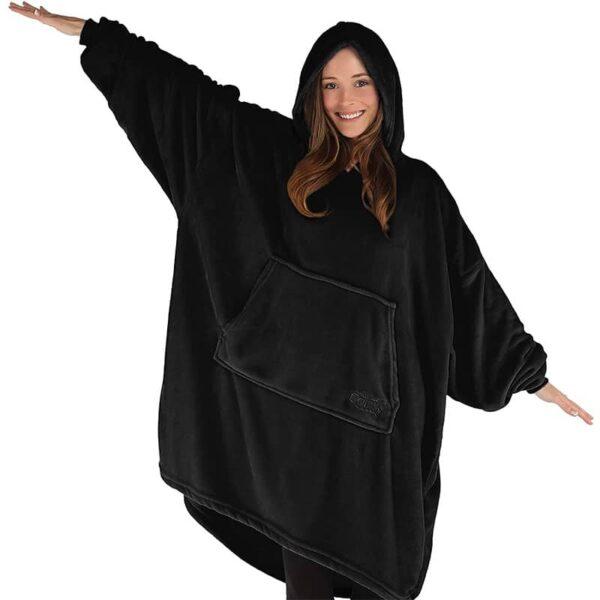 THE COMFY Dream Oversized Light Microfiber Wearable Blanket