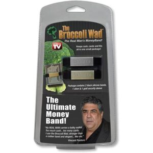 The Broccoli Wad Money Band