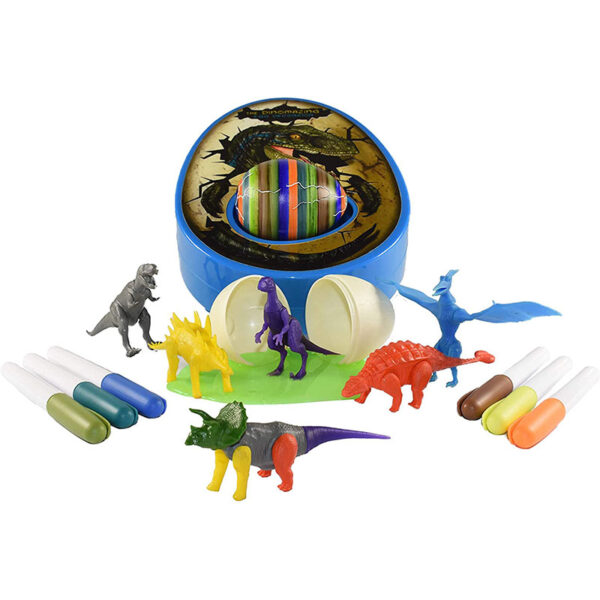 The DinoMazing Dino and Easter Egg Decorator