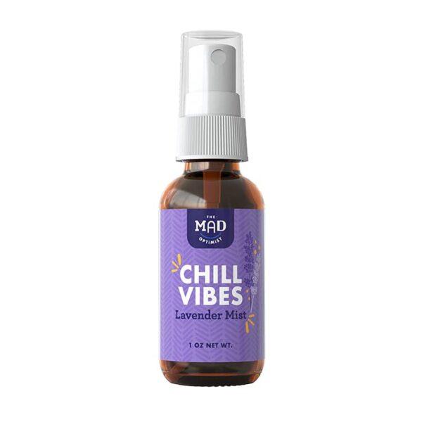 The Mad Optimist Chill Vibes – Lavender Spray Mist