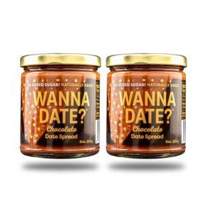 Wanna Date Chocolate Date Spread