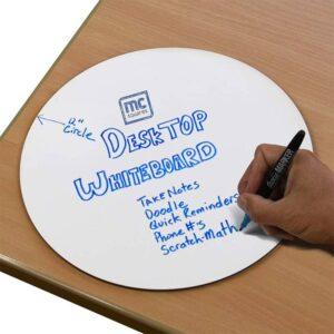 mcSquares Surfaces Desktop Dry-Erase Board